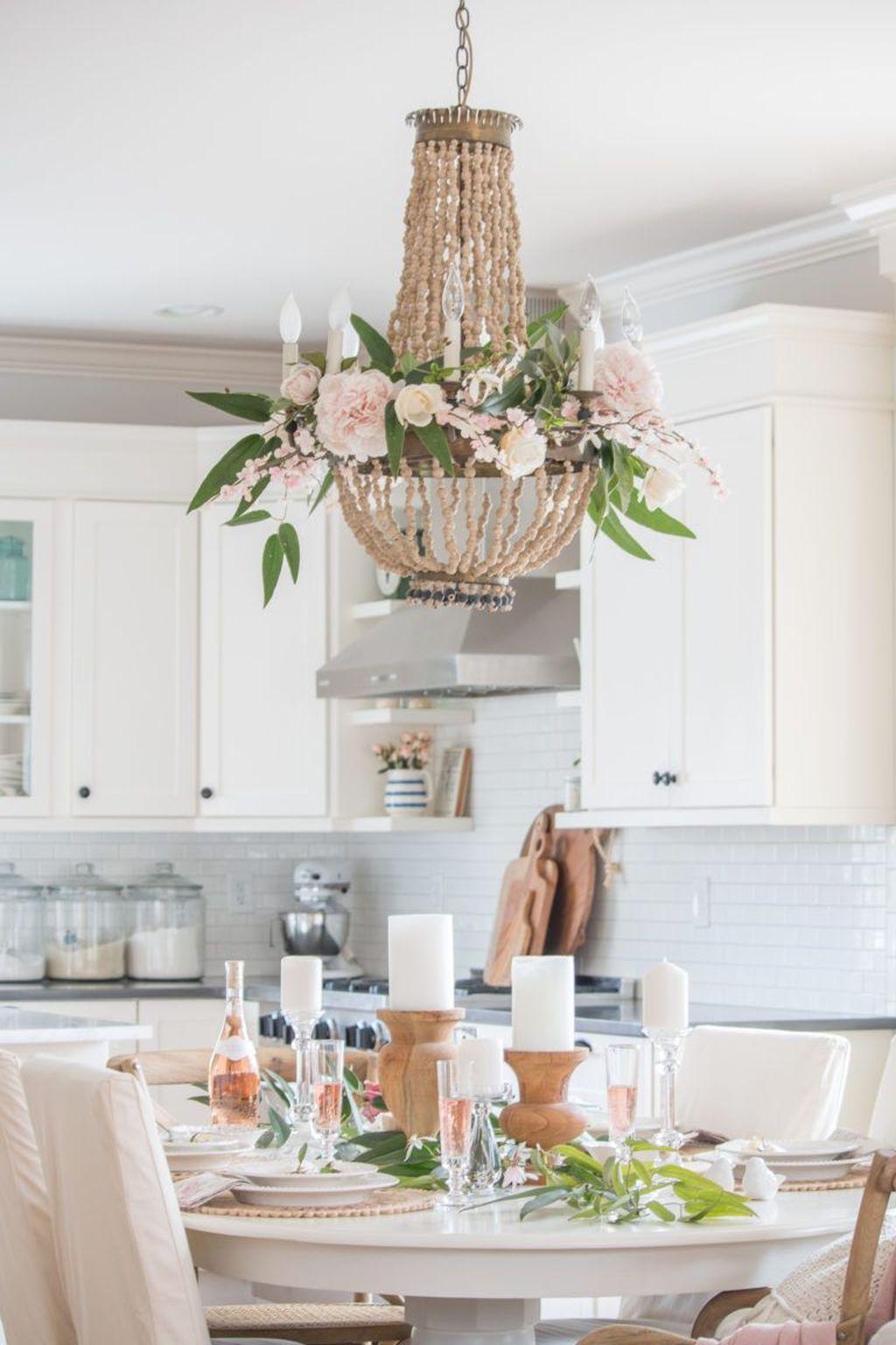 The Best Farmhouse Style Spring Tablescape Decor Ideas 13