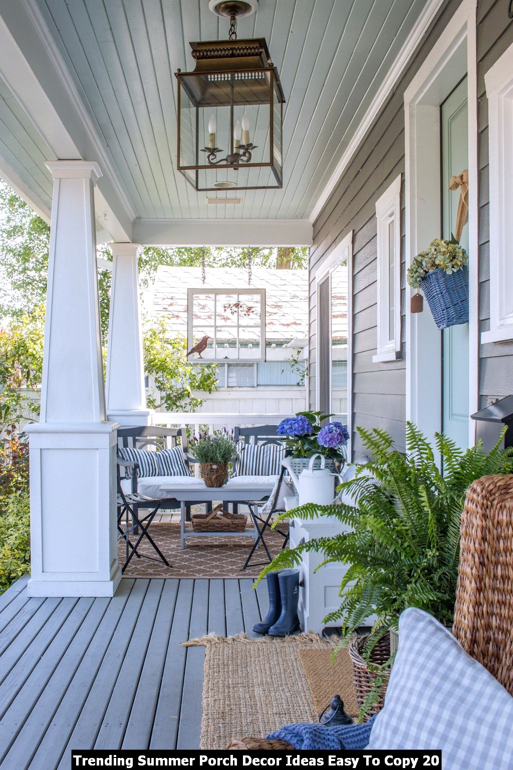 Trending Summer Porch Decor Ideas Easy To Copy 20