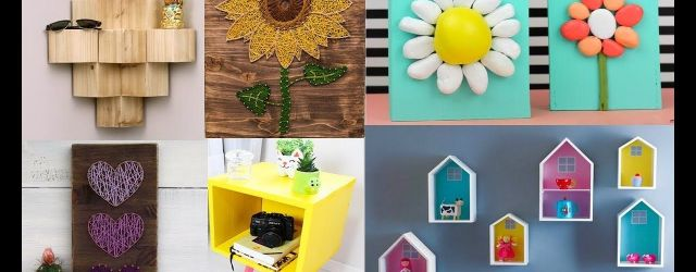 DIY Room Decor Projects