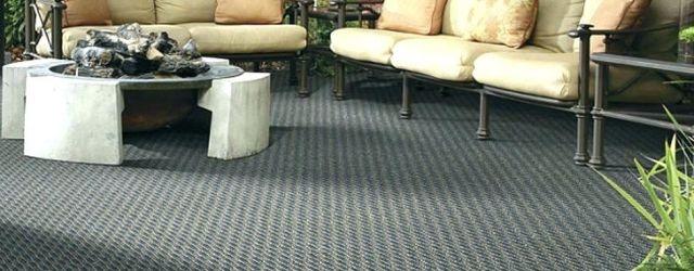 Waterproof Outdoor Carpet For Decks