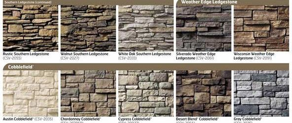 Stone For House Exterior