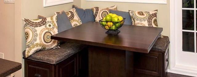 Corner Bench Kitchen Table