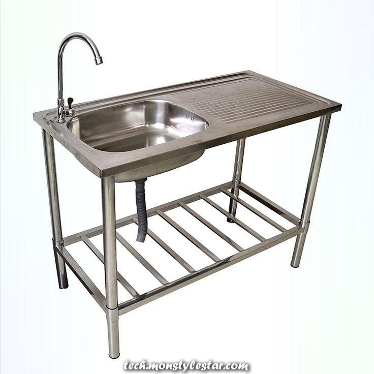 stainless steel outdoor sink hmdcrtn