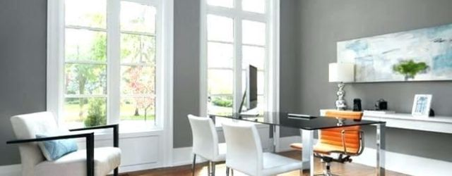Best Paint Color For Home Office