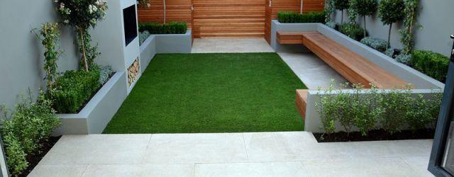 Modern Small Garden Ideas