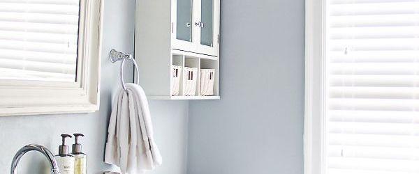 Small Bathroom Colors