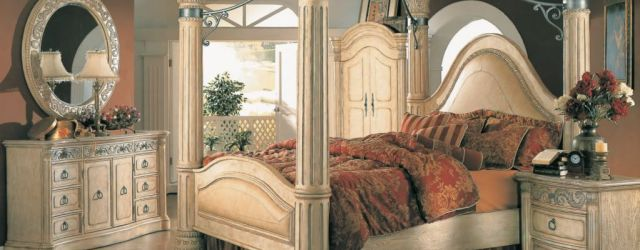 King Canopy Bedroom Sets