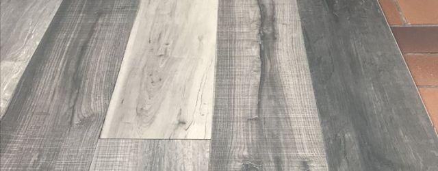 Vinyl Plank Flooring Bathroom