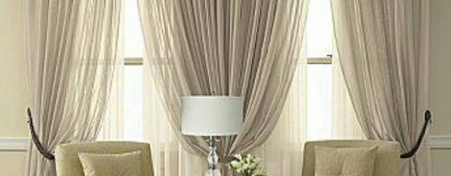 Living Room Window Curtains