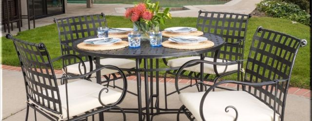 Metal Outdoor Dining Sets