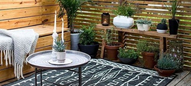 Backyard design ideas on a budget 1