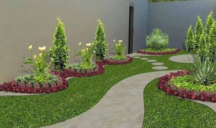 Beautiful Garden Landscaping Design Ideas 17