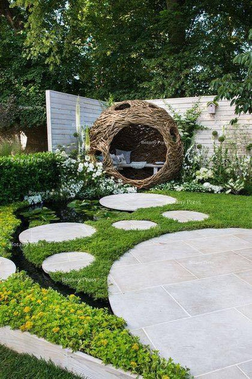 Beautiful Garden Landscaping Design Ideas 6 Hoommy Com