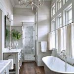 Rustic farmhouse style bathroom design ideas 11