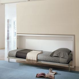 Saving space with creative folding bed ideas 14