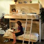 Saving space with creative folding bed ideas 7