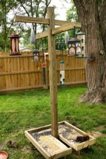 Creative DIY Bird Feeder Ideas 17