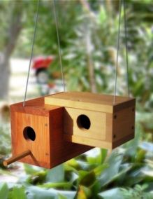 Creative DIY Bird Feeder Ideas 22