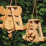 Creative DIY Bird Feeder Ideas 9