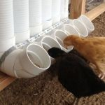 Creative DIY Chicken Feeder from PVC 18