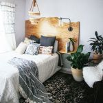 Simple and Comfortable Bedroom Design Ideas 32