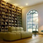 Inspiring Home Library Design and Decorations 1