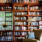 Inspiring Home Library Design and Decorations 2