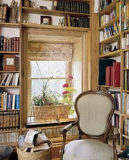 Inspiring Home Library Design and Decorations 4