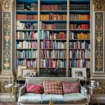 Inspiring Home Library Design and Decorations 40