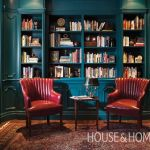 Inspiring Home Library Design and Decorations 5
