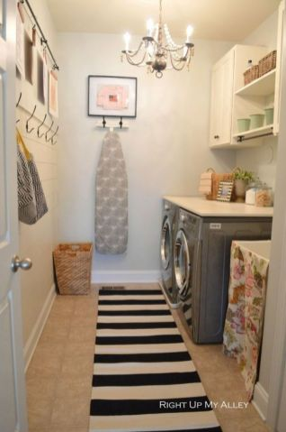 Inspiring Laundry Room Design Ideas 13
