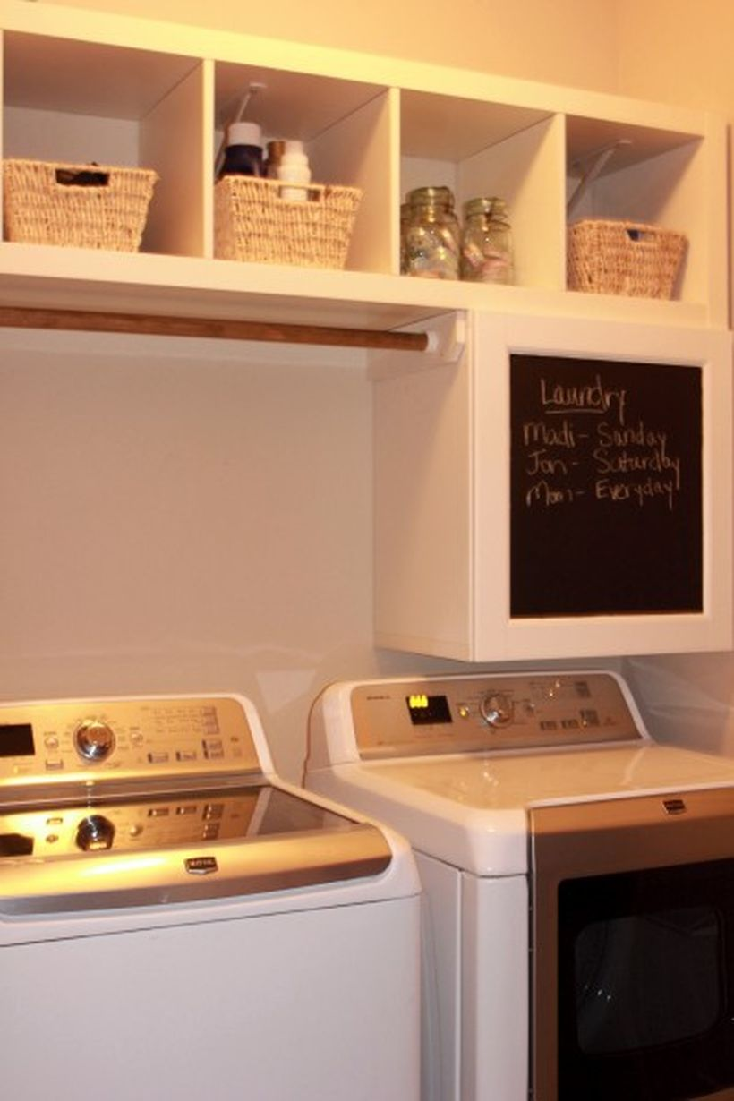Inspiring Laundry Room Design Ideas 8
