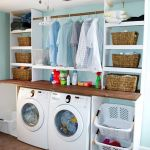Inspiring Laundry Room Design Ideas 9