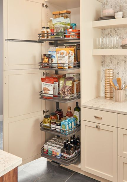 Brilliant Kitchen Rev A Shelf Ideas 44