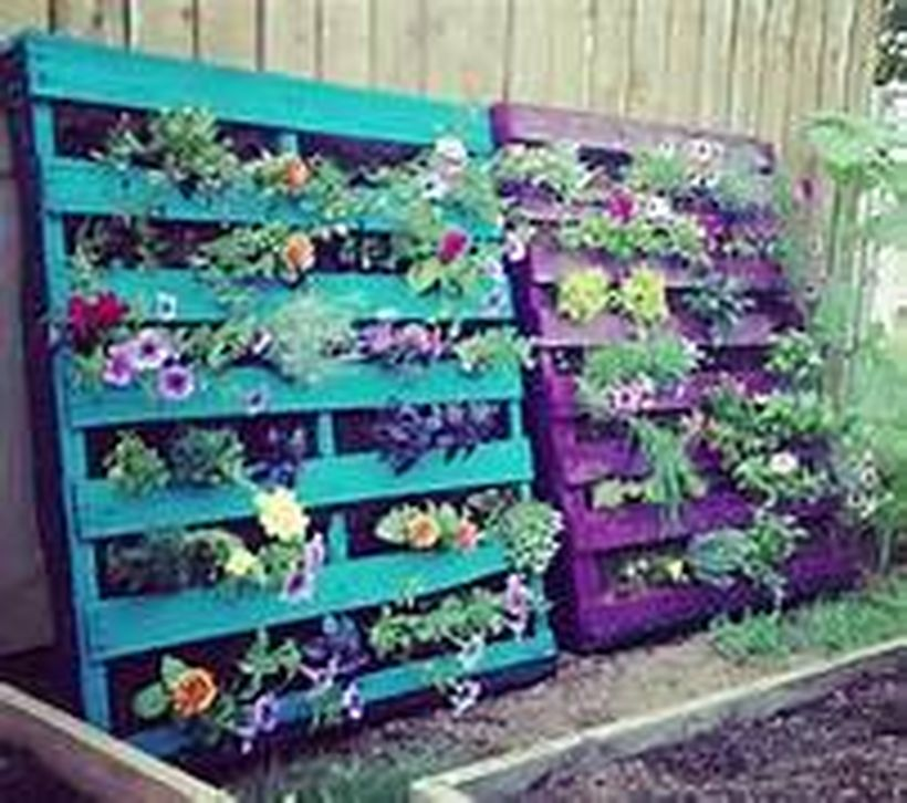 Simple DIY Vertical Garden Ideas 1