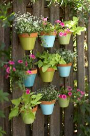Simple DIY Vertical Garden Ideas 31