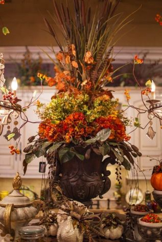 Trending Fall Home Decorating Ideas 164