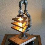 Amazing Wood Lamp Sculpture for Home Decoratios 28