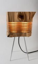 Amazing Wood Lamp Sculpture for Home Decoratios 49