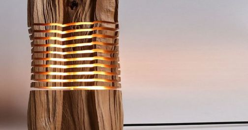 Amazing Wood Lamp Sculpture for Home Decoratios 51