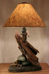 Amazing Wood Lamp Sculpture for Home Decoratios 61