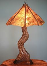 Amazing Wood Lamp Sculpture for Home Decoratios 66