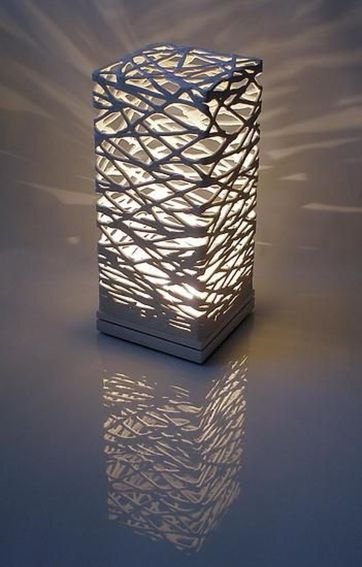Amazing Wood Lamp Sculpture for Home Decoratios 8
