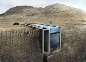 Cliff House Architecture Design and Concept 17