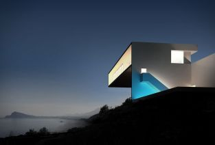 Cliff House Architecture Design and Concept 40