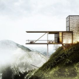 Cliff House Architecture Design and Concept 49
