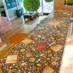 Awesome Resin Wood Table Project 25