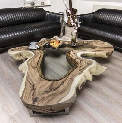 Awesome Resin Wood Table Project 46