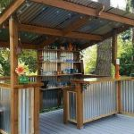 Awesome Yard and Outdoor Kitchen Design Ideas 15