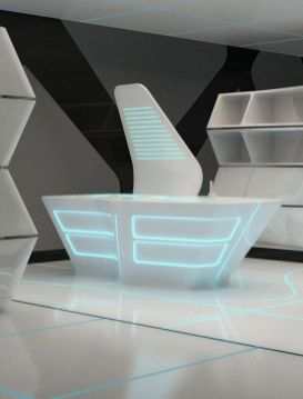 Amazing Modern Futuristic Furniture Design and Concept 41